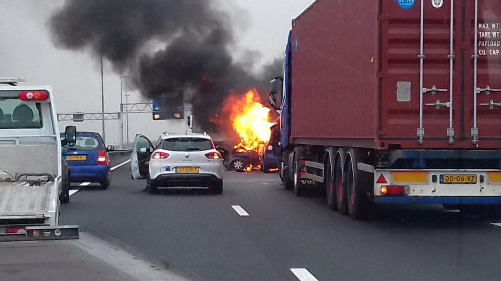 Dodelijk ongeval A27