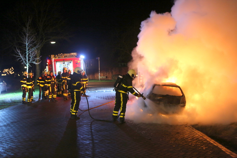 Autobrand Veen