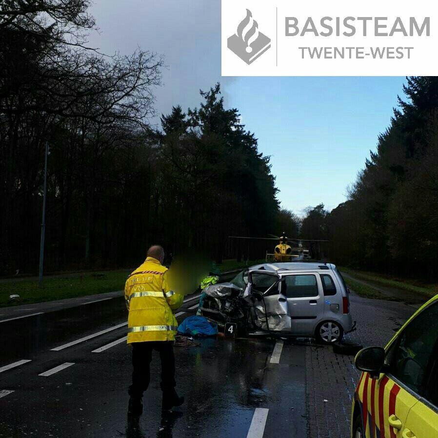 Dodelijk ongeval N35