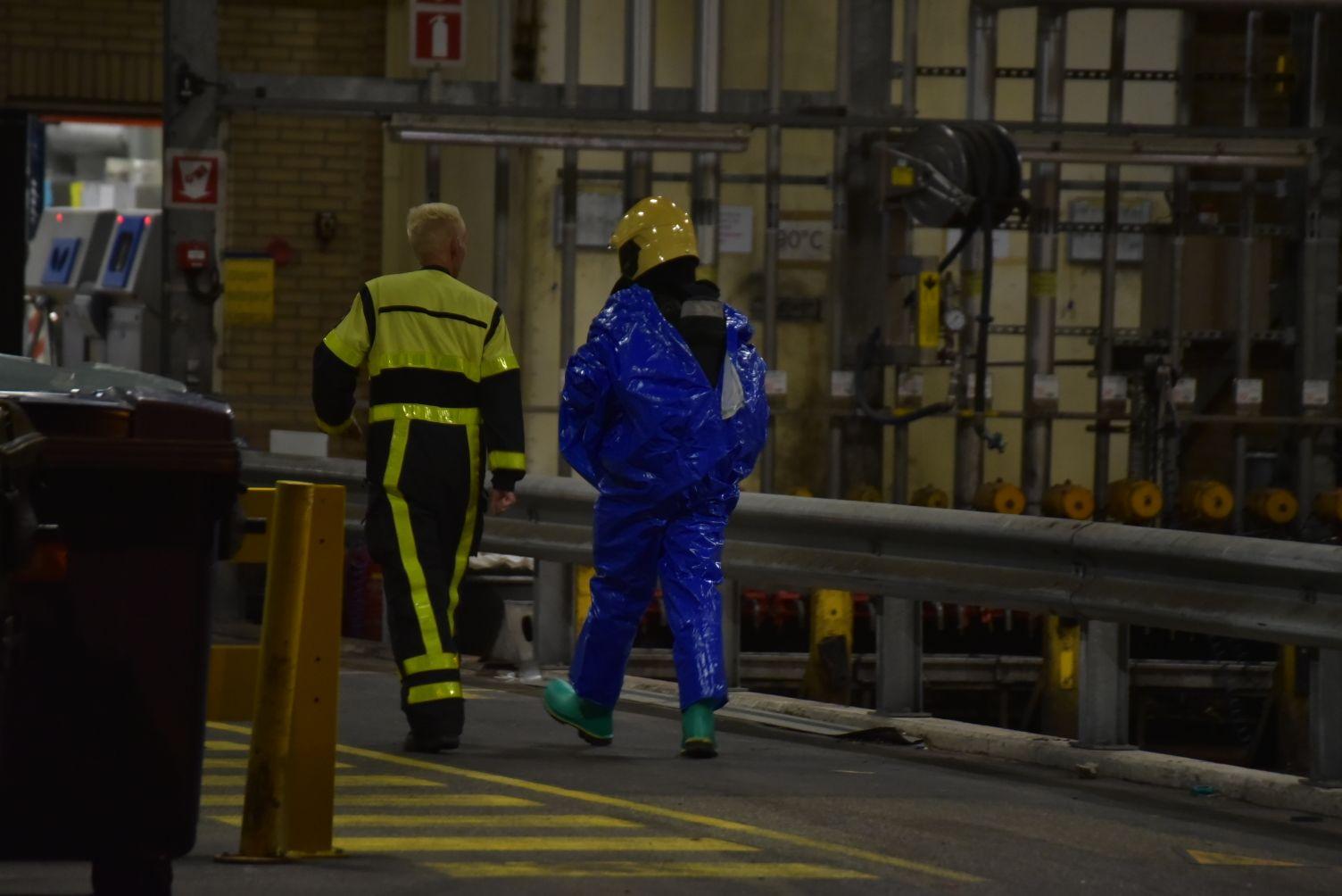 Ongeval IFF Tilburg