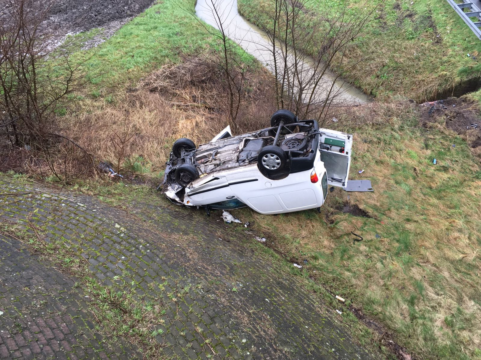 Ongeval A59