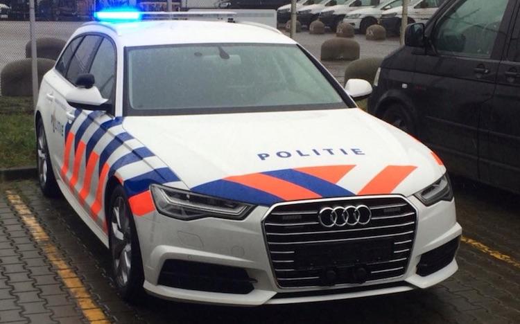 Audi Politie