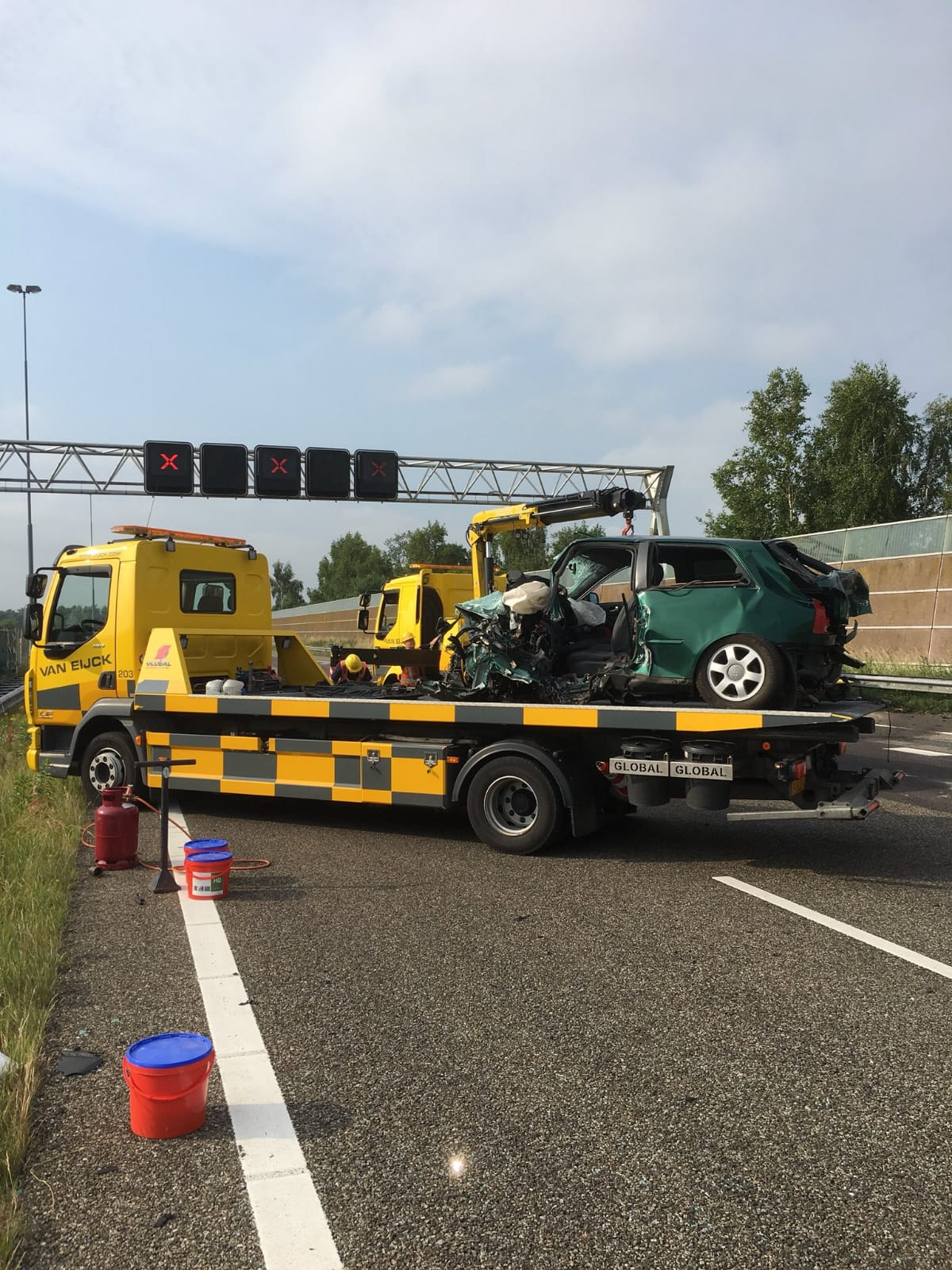 Ongeval A16