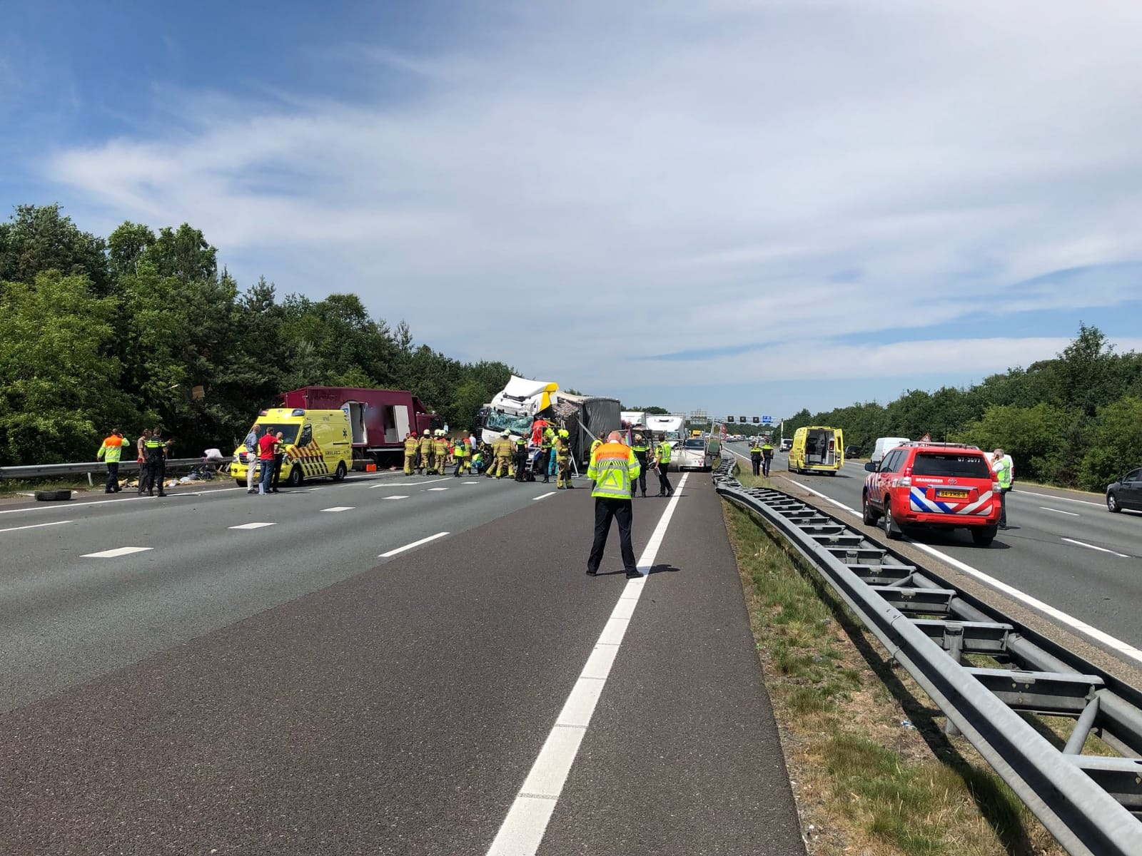 Ongeval A12