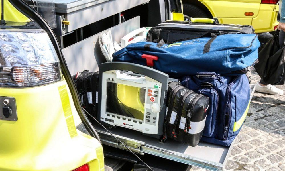 Beelden gevraagd van ernstig ongeval Loon op Zand, bestuurders ongeval namen deel in toerrit.
