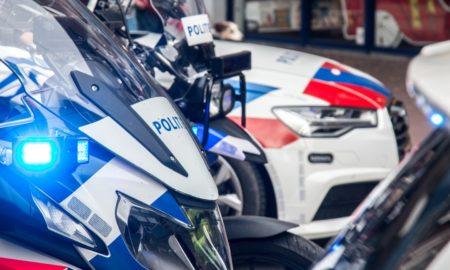 politiemotorauto