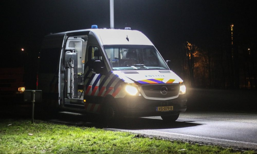 Bromfietser overleden na ongeval.
