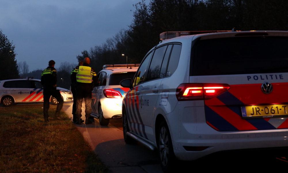 Motorscooterbestuurder op de vlucht voor politie overleden na crash, motorscooter gestolen na ongeval.