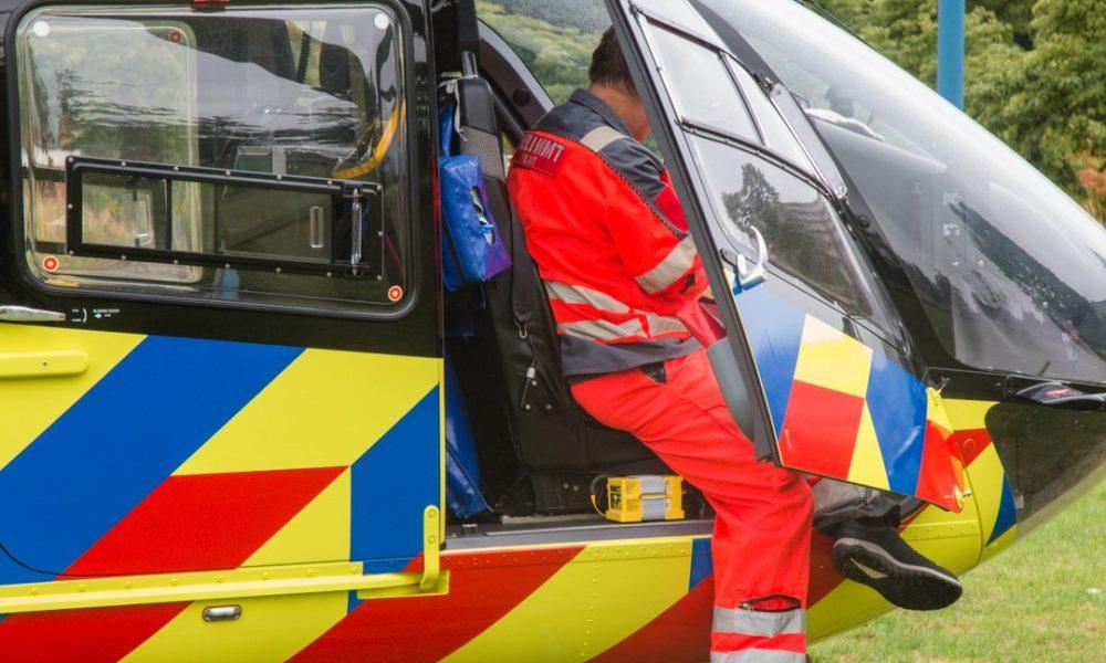 Twee doden en vijf gewonden bij ongeval.
