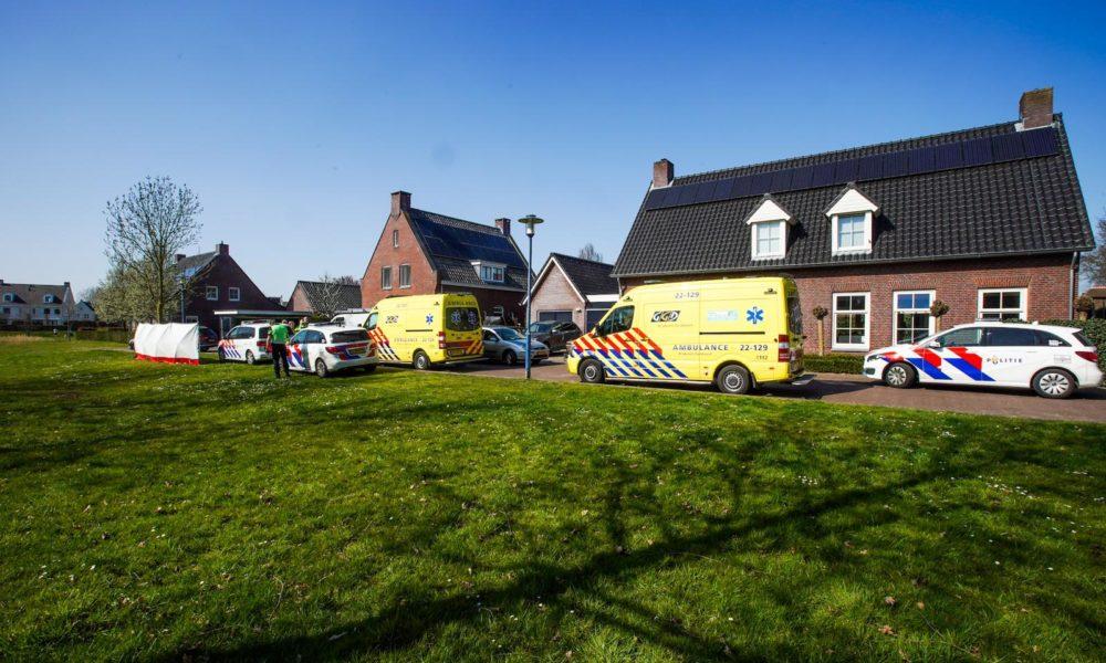 Kindje van 16 maanden overleden bij ongeluk op oprit.