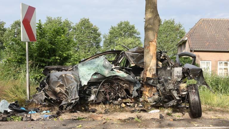 Dode bij ongeval in Vinkel.