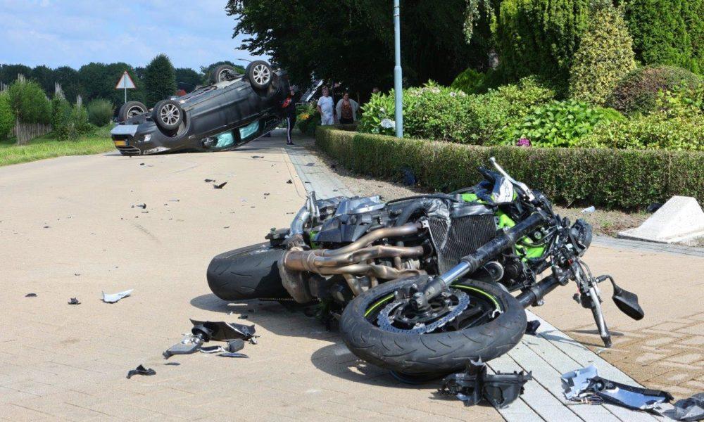 Opnieuw ongeval op beruchte kruising Biezenmortel.