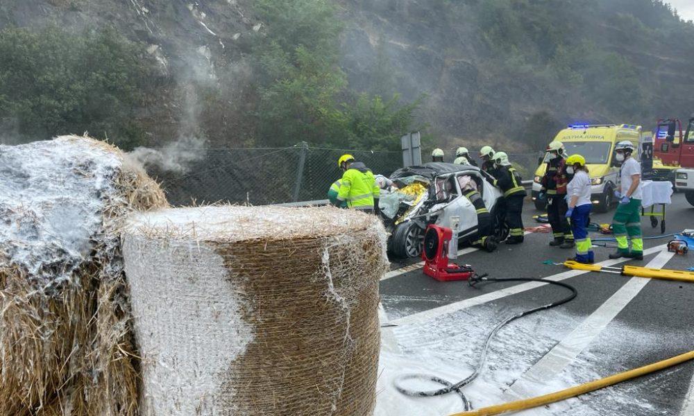 Drie Nederlandse jongeren omgekomen bij verkeersongeluk.