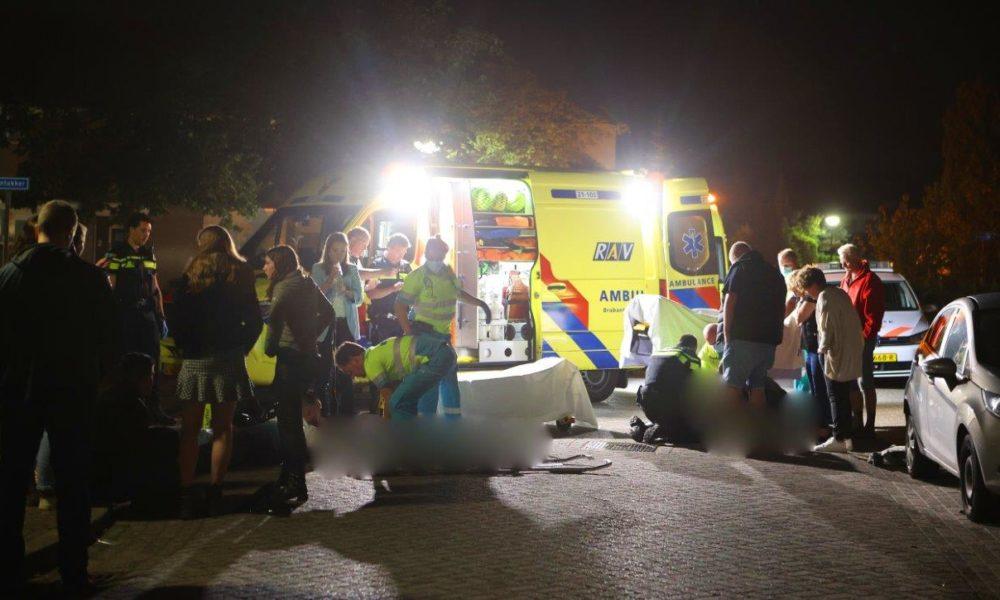 Twee zwaargewonden bij ongeval Esch.